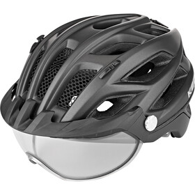 KED Covis Photocromatic Casco, black matte